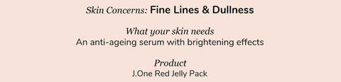 J.One Red Jelly Pack at Nudie Glow Best Korean Beauty Store Australia