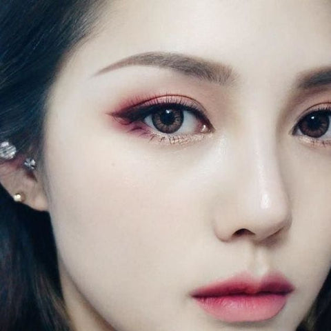 Korean Makeup Inspiration PONY Effect Nudie Glow Australia