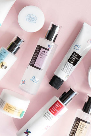 Best COSRX Products Korean Beauty