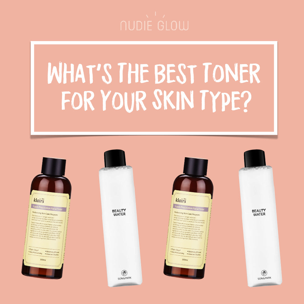 The Best Korean Toner for Your Skin Type Nudie Glow Blog Best Korean Beauty Store Australia