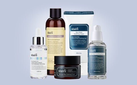 KLAIRS at Nudie Glow Best Korean Beauty Store Australia