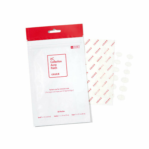 COSRX AC Collection Acne Pimple Patch Nudie Glow Korean Skin Care Australia