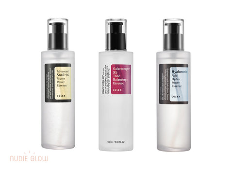 COSRX Essence Collection at Nudie Glow Best Korean Beauty Store Australia