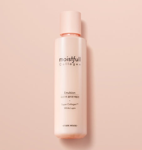 Etude House Moistfull Collagen Emulsion Nudie Glow Korean Skin Care Australia
