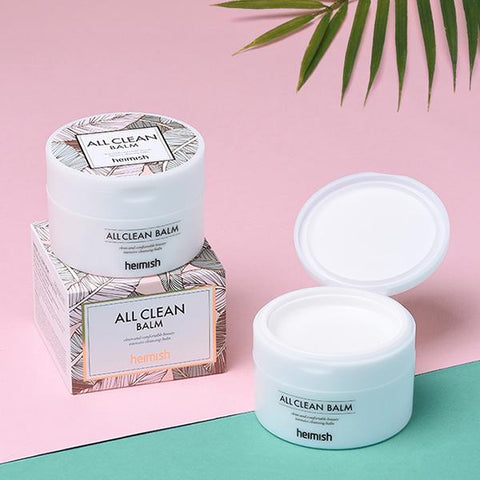 Heimish All Clean Balm Best of Nudie Glow 2018 Korean Beauty and Skin Care Australia