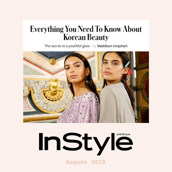 Everything You Need To Know About Korean Beauty Instyle Australia Nudie Glow Feature