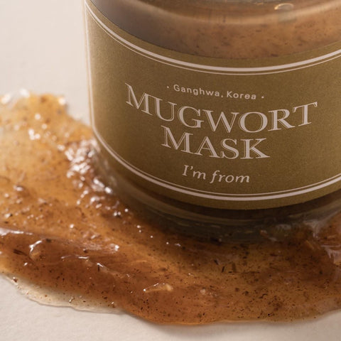 I'm From Mugwort Mask Nudie Glow Korean Skin Care Australia