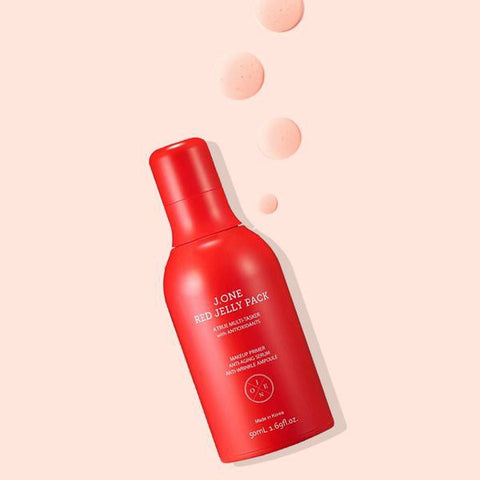 J.One Red Jelly Pack Nudie Glow Korean Skin Care Australia