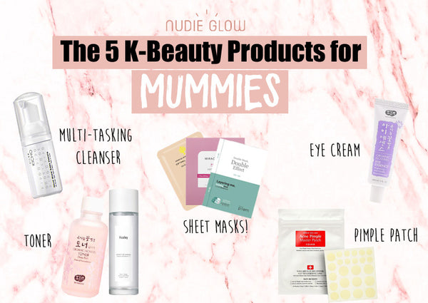 5 korean beauty products for mums