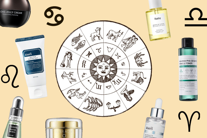 Best K-Beauty Product for Your Zodiac Sign Nudie Glow Blog Australia