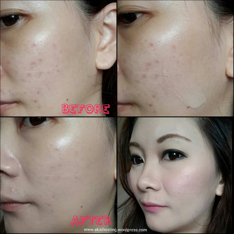 Missha M Perfect Cover BB Cream Review at Nudie Glow Best Korean Beauty Store Australia