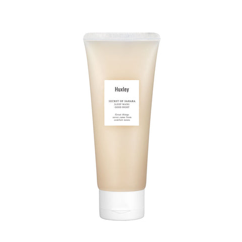 Huxley Sleep Mask Nudie Glow Korean Beauty Australia