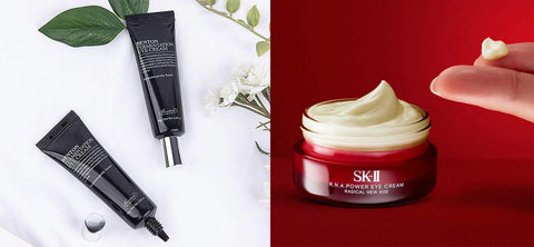 Benton Fermentation Eye Cream SK-II Dupe Nudie Glow Korean Skin Care Australia