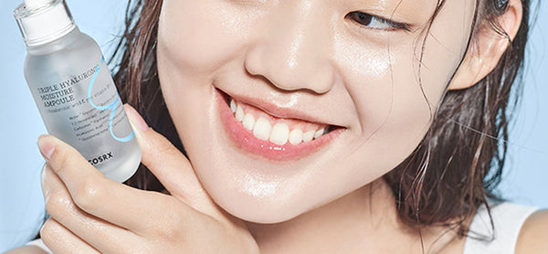 Signs of Dehydrated Skin and How to Deal With It Nudie Blog Korean Skin Care Australia