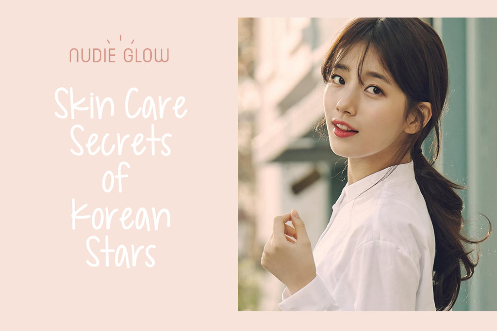 The Best Skin Care Tips You Can Learn From Kpop Stars And Idols Nudie Glow