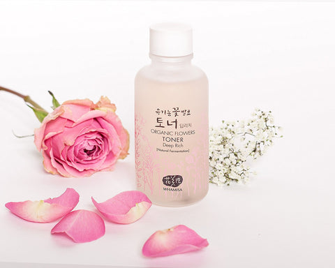 How Koreans deal with pimples whamisa toner nudie glow australia korean beauty blog