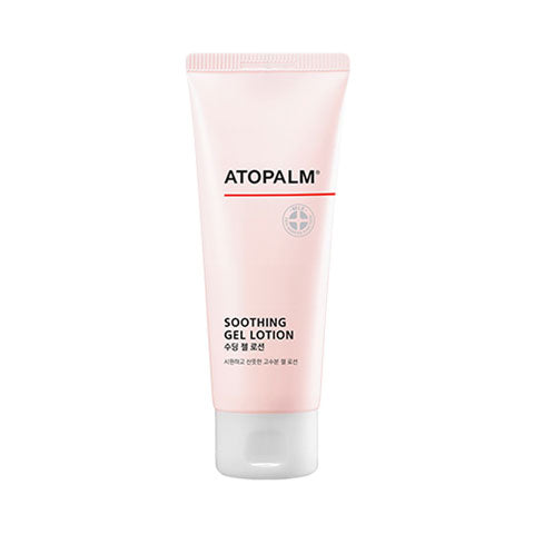 Atopalm Soothing Gel Lotion Best Korean Beauty Skin Care for Sensitive Skin Nudie Glow in Australia