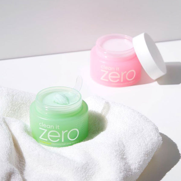 BANILA CO Clean it Zero Pore Clarifying Nudie Glow Korean Skin Care Australia