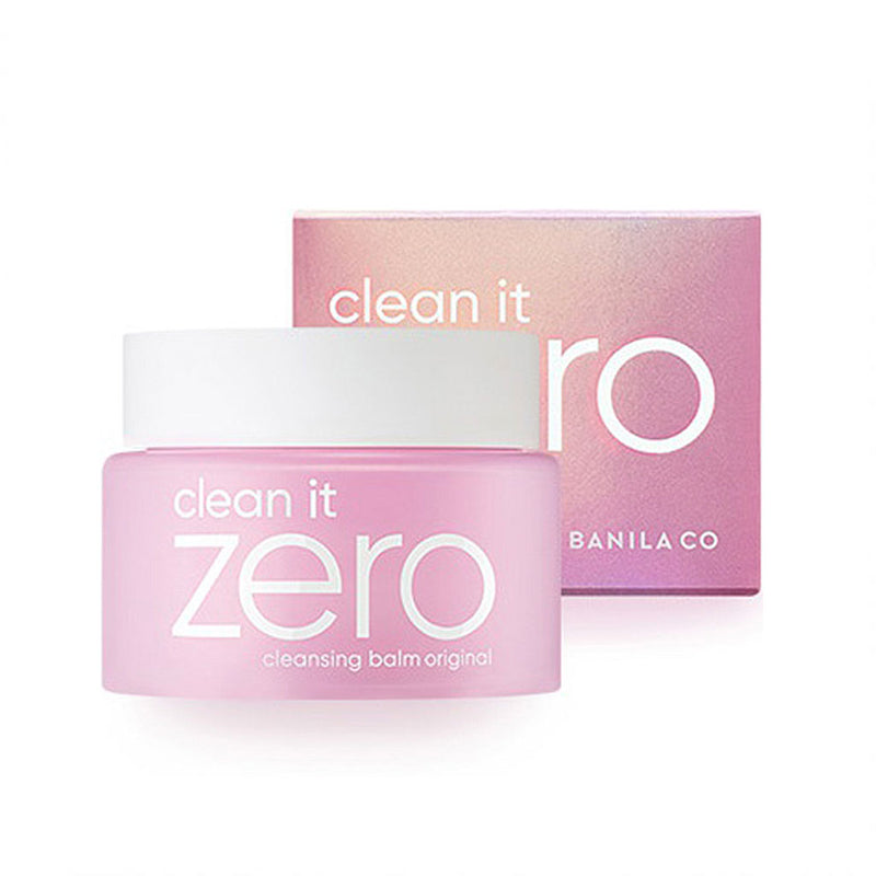 BANILA CO Clean it Zero Cleansing Balm - Original Nudie Glow Korean Beauty Skincare Australia