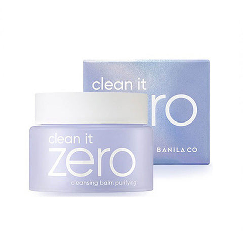BANILA CO Clean it Zero Cleansing Balm - Purifying Nudie Glow Korean Beauty Skincare Australia