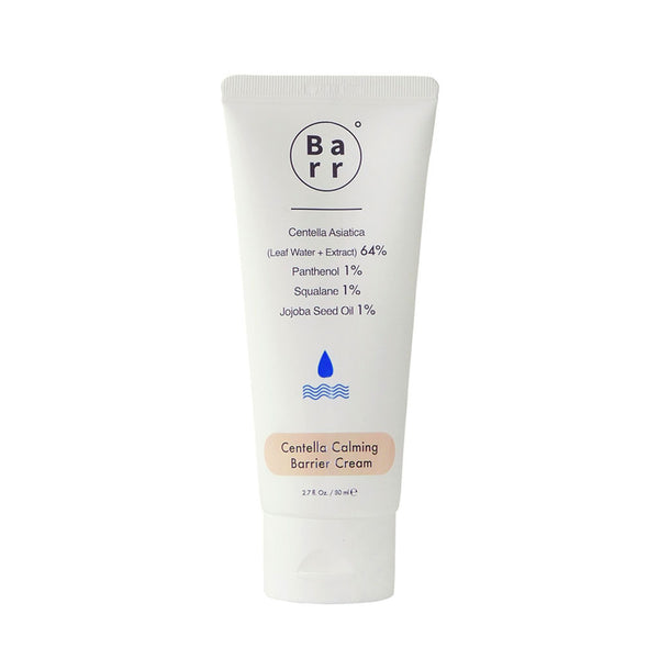 Barr Centella Calming Barrier Cream Nudie Glow Korean Skin Care Australia