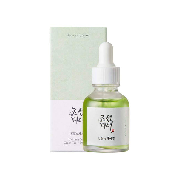 Beauty of Joseon Calming Serum Green Tea & Panthenol Nudie Glow Korean Skin Care Australia