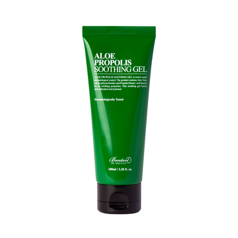 Benton Aloe Propolis Soothing Gel Nudie Glow Korean Skin Care Australia