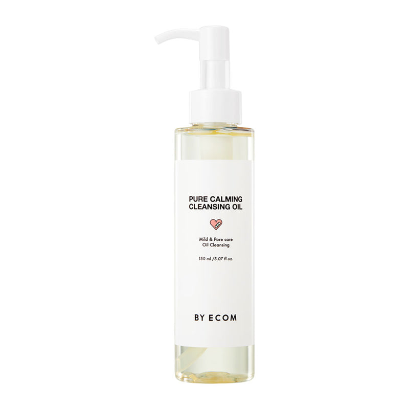 By Ecom Pure Calming Cleansing Oil Nudie Glow Korean Skin Care Australia