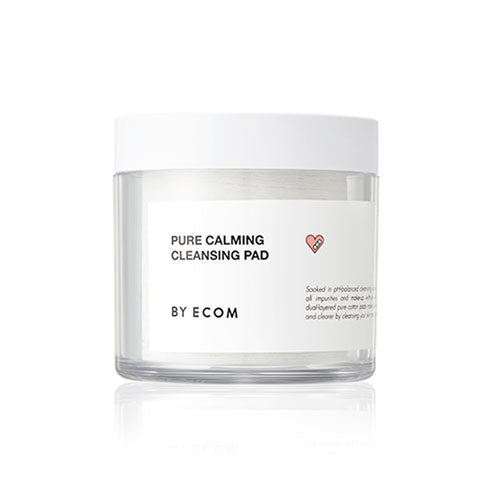 By Ecom Pure Calming Cleansing Pad Nudie Glow Korean Skin Care Australia