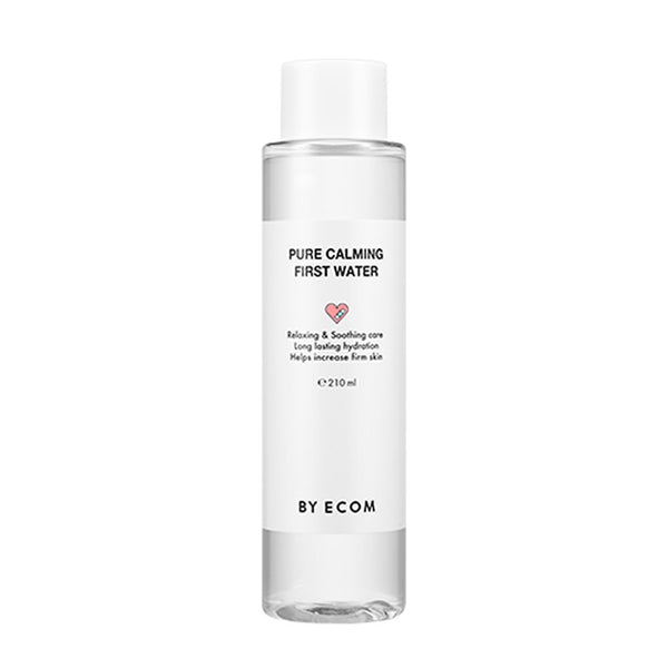 By Ecom Pure Calming First Water Nudie Glow Korean Skin Care Australia