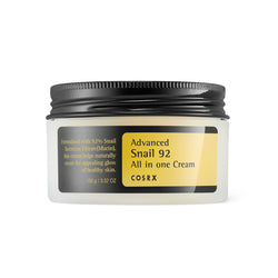 COSRX Advanced Snail 92 All in one Cream Nudie Glow Korean Skin Care Australia