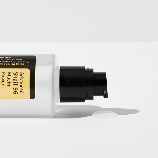 COSRX Advanced Snail 96 Mucin Power Essence Best Korean beauty curated by Nudie Glow in Australia
