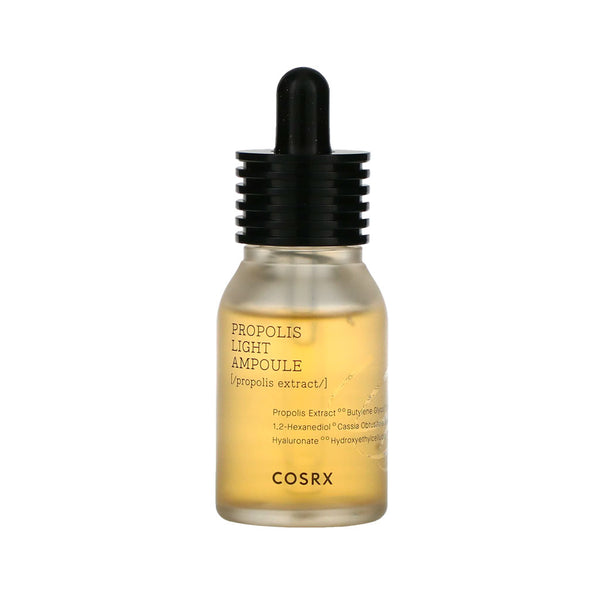 COSRX Full Fit Propolis Light Ampoule Nudie Glow Korean Skin Care Australia