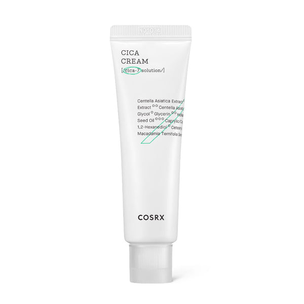 COSRX Pure Fit Cica Cream Nudie Glow Korean Skin Care Australia