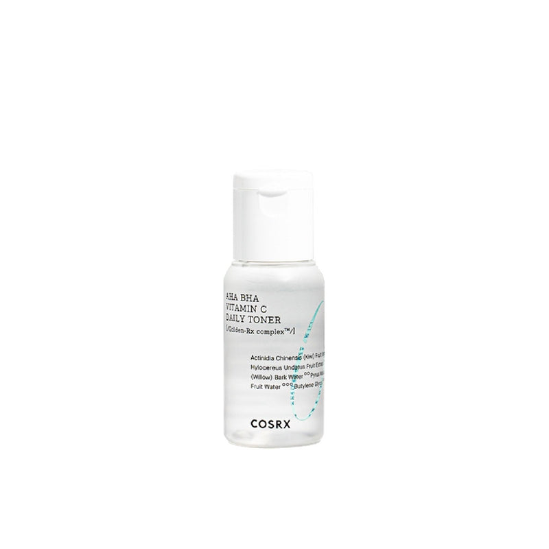 COSRX Refresh ABC Daily Toner Nudie Glow Korean Skin Care Australia