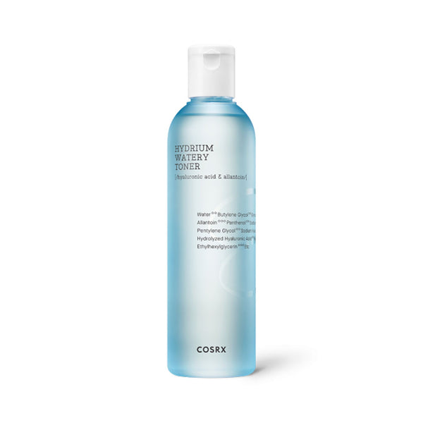 COSRX Hydrium Watery Toner Nudie Glow Korean Skin Care Australia
