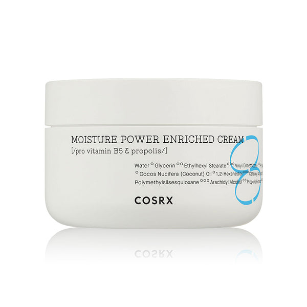COSRX Hydrium Moisture Power Enriched Cream Nudie Glow Korean Skin Care Australia