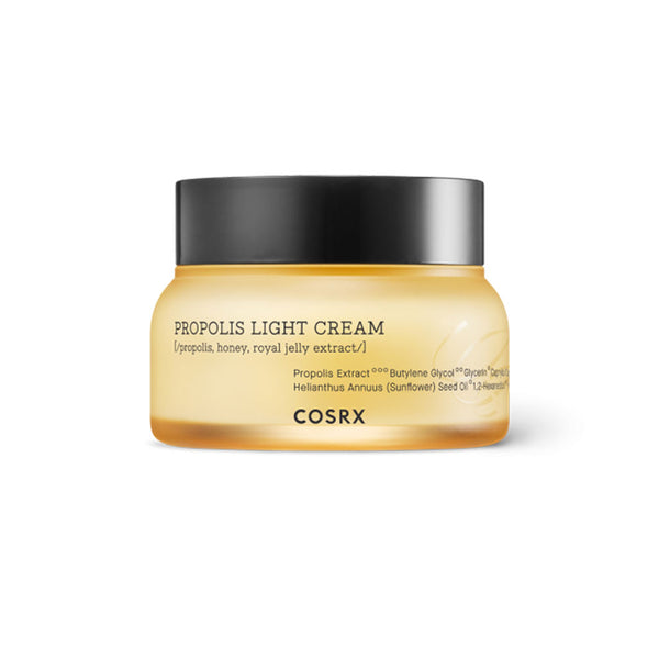 COSRX Propolis Light Cream Nudie Glow Korean Skin Care Australia