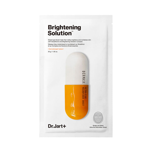 DR. JART+ Dermask Micro Jet Brightening Solution Sheet Mask