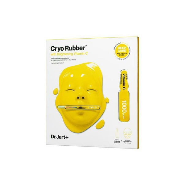 DR. JART+ Cryo Rubber with Brightening Vitamin C Mask Nudie Glow Korean Skin Care Australia