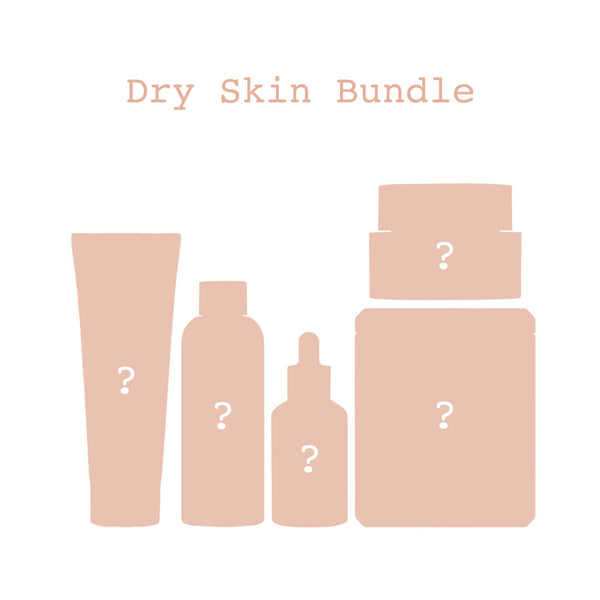 5-Step Dry Skin Bundle