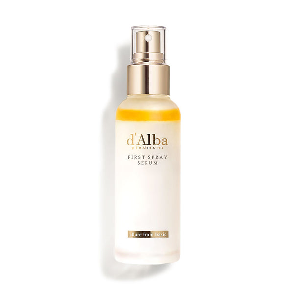 D'Alba Piedmont White Truffle First Spray Serum Korean Skin Care Australia Nudie Glow