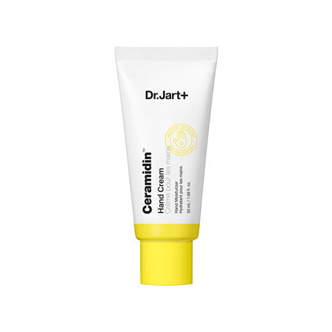 Dr Jart Ceramidin Hand Cream Nudie Glow Korean Skin Care Australia