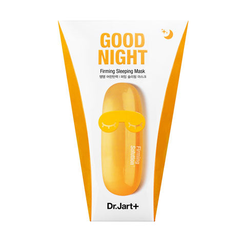 DR JART + Dermask Intra Jet Firming Sleeping Mask Best Korean Beauty Nudie Glow Australia