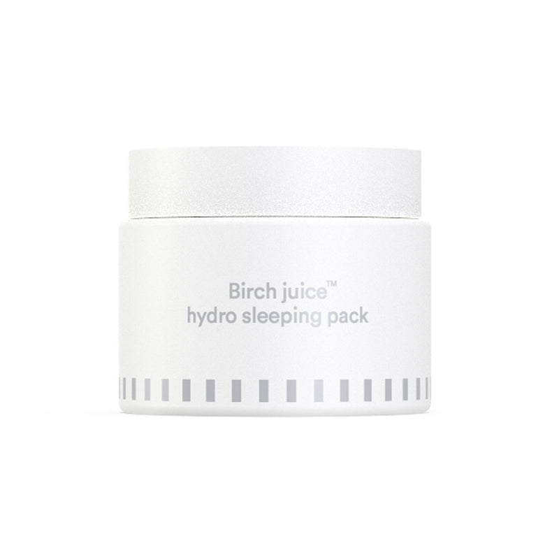 Enature Birch Juice Hydro Sleeping Pack Nudie Glow Korean Skin Care Australia