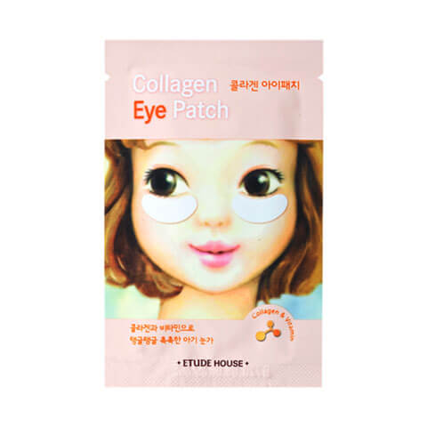 Etude House Collagen Eye Patch Best Korean Beauty Nudie Glow Australia