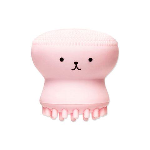 Etude House My Beauty Tool Exfoliating Jellyfish Silicon Brush Nudie Glow Best Korean Beauty Australia