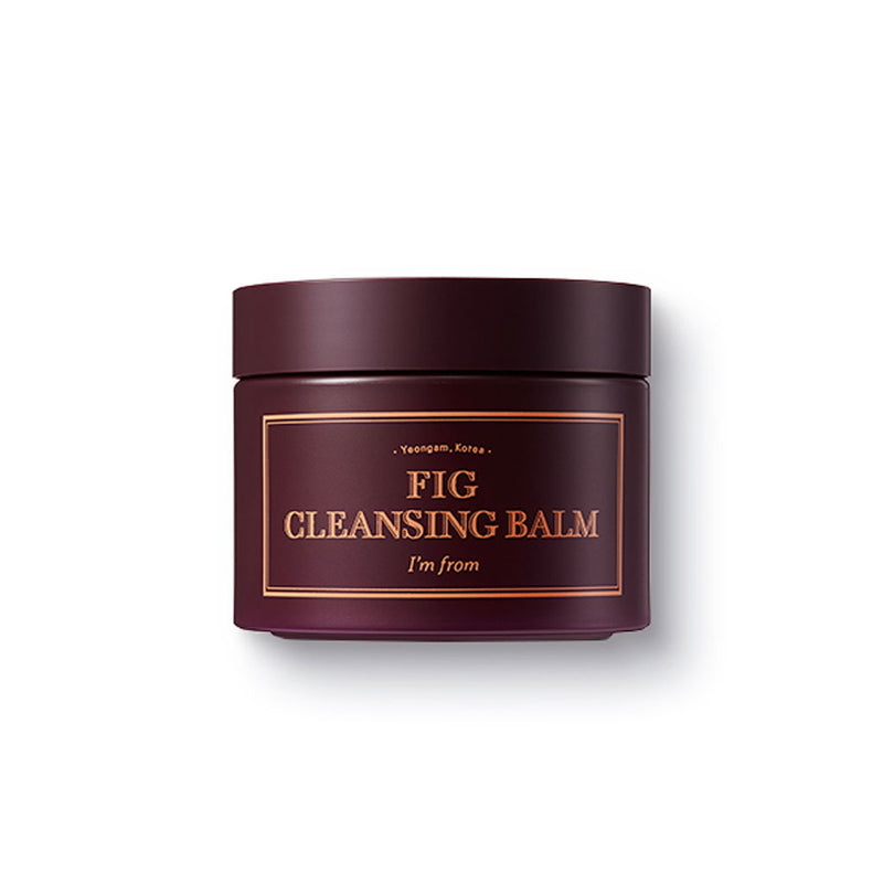 I'M FROM Fig Cleansing Balm Nudie Glow Korean Skin Care Australia