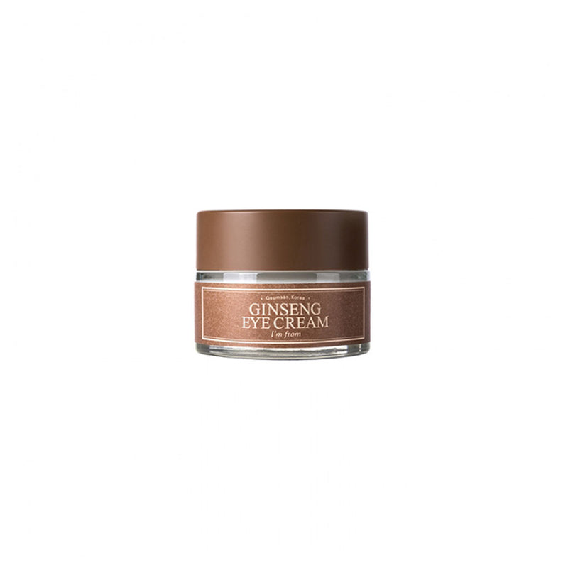 I'M FROM Ginseng Eye Cream Nudie Glow Korean Skin Care Australia