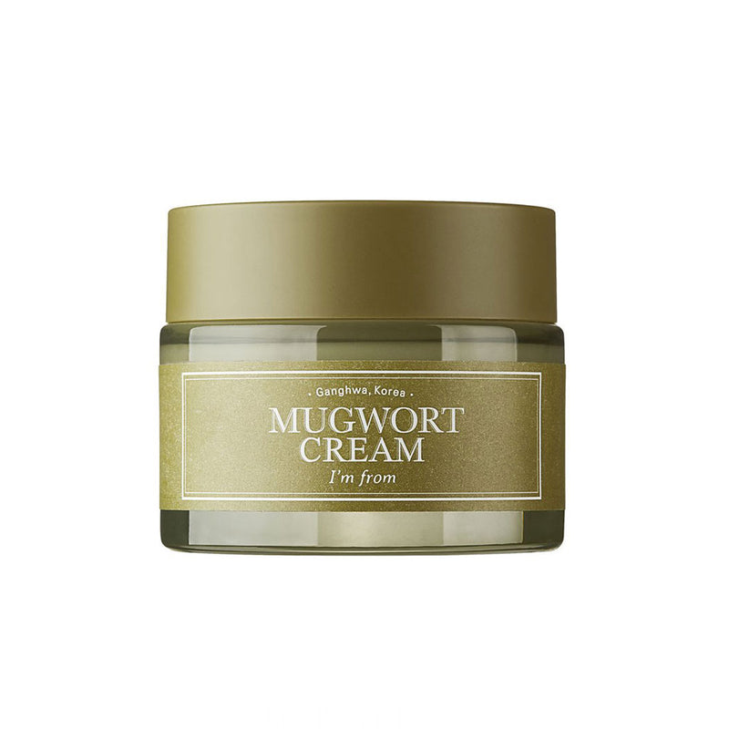 I'm From Mugwort Cream Nudie Glow Korean Skin Care Australia